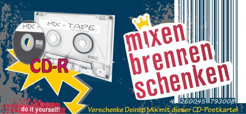 Mix-Tape Kopf