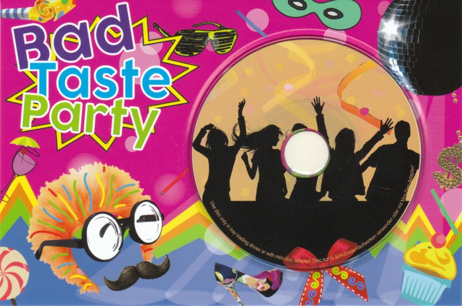 Badtaste Party CD VS
